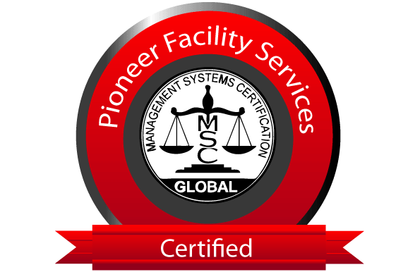 Pioneer Facility Services Certifications