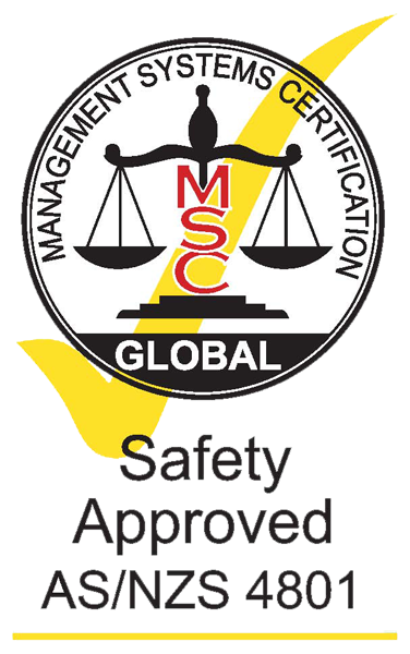 Pioneer Facility Services Work, Helath and Safety Accreditation