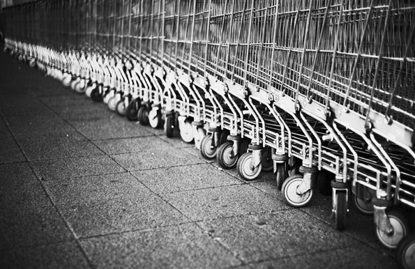 Pioneer Facility Services Shopping Trolley Collection