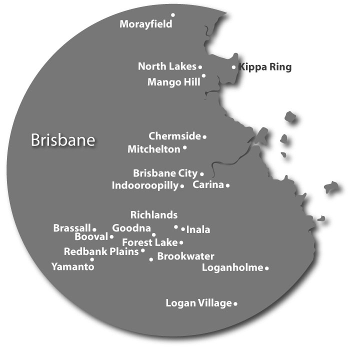 Pioneer Facility Services Sites in Brisbane