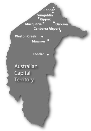 Pioneer Facility Services Sites in Australian Capital Territory