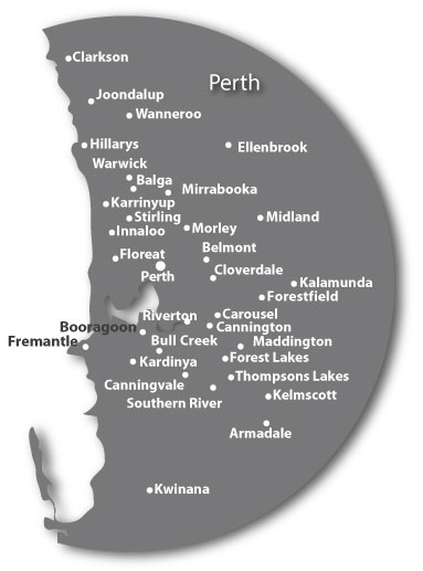 Pioneer Facility Services Sites in Perth